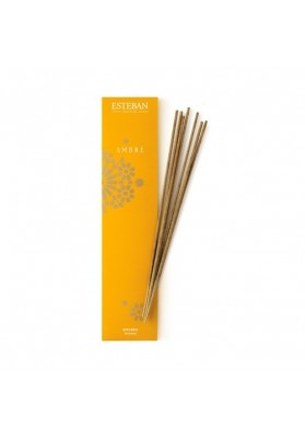 Indian incense amber